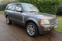 2009 LAND ROVER RANGE ROVER 3.6 TDV8 WESTMINSTER 5d AUTO 272 BHP £SOLD