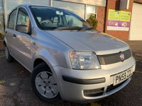 USED 2009 59 FIAT PANDA 1.1 ACTIVE ECO 5d 54 BHP