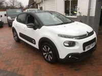 USED 2018 67 CITROEN C3 1.2 PURETECH FLAIR 5d 81 BHP