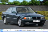 USED 1995 N BMW 7 SERIES 3.0 730I 4d AUTO 218 BHP