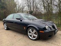 2006 JAGUAR S-TYPE 4.2 V8 R 4d AUTO 400 BHP £7295.00