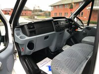 USED 2013 63 FORD TRANSIT 350 LWB MEDIUM ROOF 2.2 125 BHP