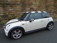 USED 2006 06 MINI HATCH COOPER 1.6 COOPER S 3d 168 BHP HATCHBACK