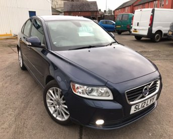 2012 VOLVO S40 2.0 D3 SE LUX EDITION 4d 148 BHP £6495.00