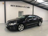 USED 2014 VOLKSWAGEN CC 2.0 R LINE TDI DSG BLUEMOTION TECHNOLOGY 4d AUTO 175 BHP Sat Nav, Xenon Lights, DAB