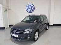 2014 VOLKSWAGEN TIGUAN 2.0 MATCH TDI BLUEMOTION TECHNOLOGY 5d 139 BHP £11277.00