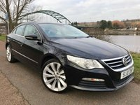 USED 2010 10 VOLKSWAGEN PASSAT 2.0 CC TDI 4d 138 BHP **GREAT MPG**