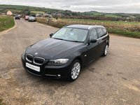 2012 BMW 3 SERIES 2.0 320D EXCLUSIVE EDITION TOURING 5d 181 BHP £7995.00