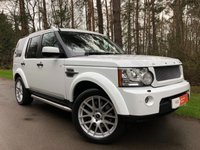 2010 LAND ROVER DISCOVERY 4 3.0 4 TDV6 HSE 5d AUTO 245 BHP 7 SEATS PROJECT KAHN £18995.00