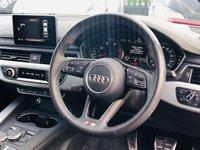 """USED 2017 17 AUDI A5 2.0 TDI S LINE 2d AUTO 188 BHP 19"""" GLOSS BLACK ALLOYS * SAT NAV"""