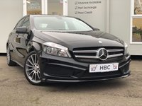 USED 2015 65 MERCEDES-BENZ A CLASS 2.1 A200 CDI AMG SPORT 5d 136 BHP £219 DEPOSIT - £219 PER MONTH CALL US NOW!