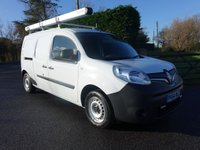 USED 2014 64 RENAULT KANGOO MAXI LL CORE ENERGY 1.5 DCI  90 BHP Direct From Leasing Company 17k & Full Service History! Extras Include- Air Con, Twin Side Doors And Parking Sensors First Class Example!