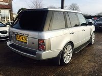 USED 2003 53 LAND ROVER RANGE ROVER 2.9 TD6 HSE 5d AUTO 175 BHP