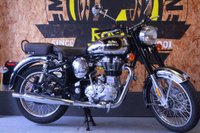 2018 ROYAL ENFIELD CLASSIC CHROME 500 ABS £3999.00