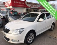 USED 2010 10 SKODA OCTAVIA 2.0 ELEGANCE TDI ESTATE