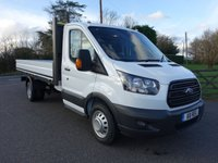 2019 FORD TRANSIT 350 L4 EX LWb 4.1 MTR ONE STOP ALLOY BODY 2.0 TDCI 130PS £22495.00