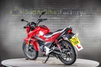 USED 2017 67 HONDA CB125 F GOOD & BAD CREDIT ACCEPTED, OVER 600+ BIKES IN STOCK