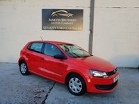 USED 2011 VOLKSWAGEN POLO 1.2 S A/C 5d 60 BHP