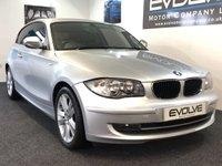 2010 BMW 1 SERIES 2.0 118I SE 3d AUTO 141 BHP £SOLD