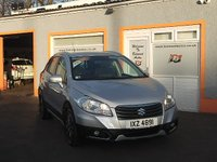 USED 2015 SUZUKI SX4 S-CROSS 1.6 SZ-T 5d 118 BHP Sat Nav with Colour Touch Screen, 1 owner, FREE RAC WARRANTY