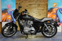 2015 HARLEY-DAVIDSON SPORTSTER XL 883 L SUPERLOW 15  £6294.00