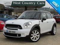 USED 2015 65 MINI COUNTRYMAN 1.6 COOPER S 5d 184 BHP Well Equipped Countryman Cooper S