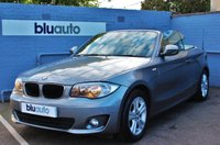 USED 2011 61 BMW 1 SERIES 2.0 118I SE 2d 141 BHP £3025 of Extras, Low Mileage, Leather Heated Seats, Auto Lights & Wipers, Bluetooth, Parking Sensors............