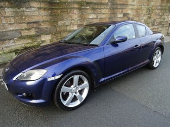 View our MAZDA RX-8