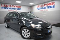 USED 2015 65 VAUXHALL ASTRA 1.6 DESIGN CDTI ECOFLEX S/S 5d 108 BHP 1 Owner, Great MPG, Cruise control, Alloys, Free Tax