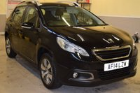 USED 2014 14 PEUGEOT 2008 1.4 HDI ACTIVE 5d 68 BHP Lovely 2014 black Peugeot 2008 Crossover 1.4 Diesel with 54k miles!