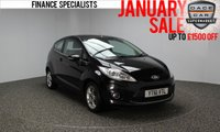 USED 2011 61 FORD FIESTA 1.2 ZETEC 3DR 81 BHP BLUETOOTH + MULTI FUNCTION WHEEL + AIR CONDITIONING + RADIO/CD + ELECTRIC WINDOWS + 15 INCH ALLOY WHEELS