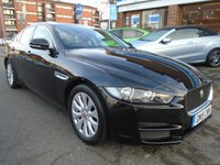USED 2015 15 JAGUAR XE 2.0 PRESTIGE 4d 161 BHP 1 OWNER, SAT NAV, HEATED SEATS
