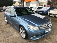 2010 MERCEDES-BENZ C CLASS 3.0 C350 CDI BLUEEFFICIENCY SPORT 5d AUTO 231 BHP £10950.00