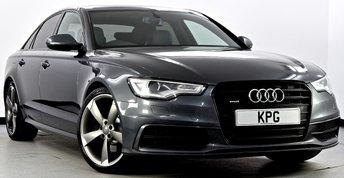 2014 AUDI A6 SALOON 3.0 BiTDi Black Edition Tiptronic quattro 4dr £21995.00
