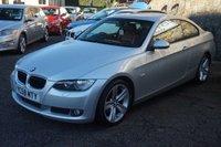 USED 2008 58 BMW 3 SERIES 2.0 320I SE 2d 168 BHP