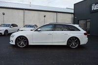 USED 2014 AUDI A4 4.2 RS4 AVANT FSI QUATTRO 5d AUTO 444 BHP