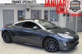 USED 2010 10 PEUGEOT RCZ 2.0 HDI GT 2d 163 BHP FULL BLACK LEATHER SEATS + EXCELLENT SERVICE HISTORY + 18 INCH ALLOYS + POWER FOLD MIRRORS + HEATED FRONT SEATS + DRIVERS MEMORY SEAT + AUTOMATIC AIR CONDITIONING + DUEL CLIMATE CONTROL + CRUISE CONTROL + PARKING SENSORS