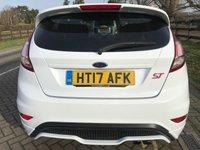 USED 2017 17 FORD FIESTA 1.6 ST-2 3d 180 BHP