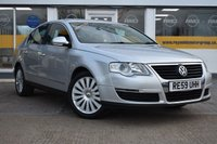 USED 2009 59 VOLKSWAGEN PASSAT 2.0 HIGHLINE TDI 4d 138 BHP NO DEPOSIT FINANCE AVAILABLE