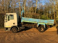 USED 2009 09 MAN TGL 4.6 7.180 4X2 BB C 1d 180 BHP TIPPER