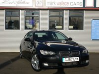 USED 2007 57 BMW 3 SERIES 2.5 325I SE 2d AUTO 215 BHP