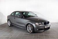 2010 BMW 1 SERIES 2.0 118D M SPORT 2d AUTO 141 BHP £6999.00