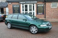 1999 AUDI S4 AVANT 2.7  £4995.00
