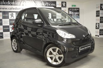 2010 SMART FORTWO 1.0 PULSE MHD 2d 71 BHP £3488.00