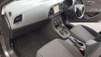 USED 2015 65 SEAT LEON 1.6 TDI SE TECHNOLOGY DSG 5d AUTO 110 BHP RARE DIESEL AUTOMATIC ESTATE