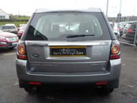 USED 2014 14 LAND ROVER FREELANDER 2.2 TD4 GS 5d 150 BHP 150bhp  VRT approx €5,610