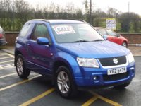 2008 SUZUKI GRAND VITARA 1.6 VVT PLUS 3d 105 BHP £3650.00