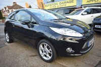 USED 2011 60 FORD FIESTA 1.2 ZETEC 3d 81 BHP COMES WITH 6 MONTHS WARRANTY