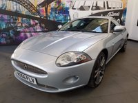 USED 2006 56 JAGUAR XK 4.2 COUPE 2d 294 BHP