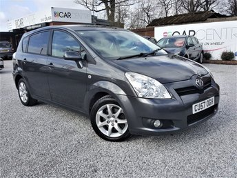 View our 2008 57 TOYOTA COROLLA 2.2 VERSO SR D-4D 5d 135 BHP